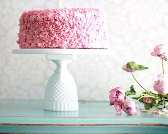 "Cake Stand / 8"" 10"" 12"" Wedding Cake Stand"