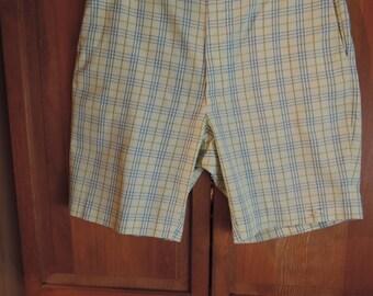Wonderful Plaid Shorts