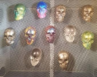 Skull magnets.