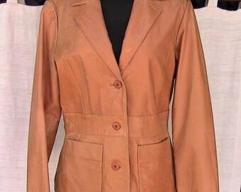 Medium Vintage WILSONS MAXIMA Leather Jacket
