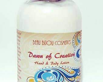 Dawn of Creation Hand and Body Lotion 13oz