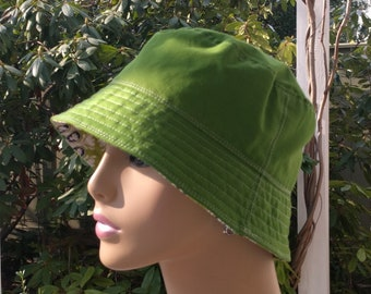 Chemo Hat Cancer Cap Made in the USA. SMALL
