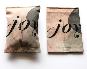 Joy - Tissue box cover