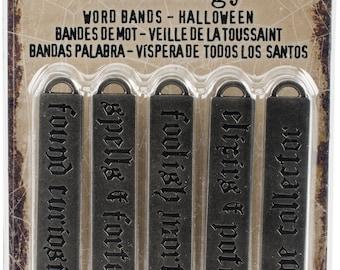 Ideaology Halloween Wordbands