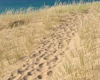 Sleeping Bear Dunes (vertical) - Michigan Photography