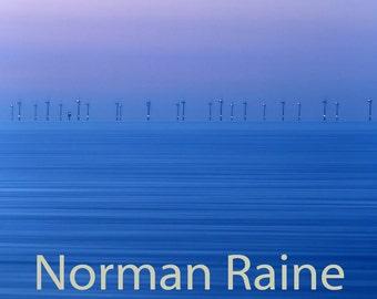 Sheringham Shoal Wind Farm.