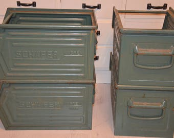 Storage Bins Industrial/stacking