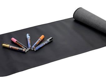 Reusable Chalk Runner with Liquid Chalk Marker