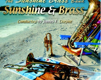 Sunshine and Brass, a music CD