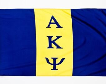 Alpha Kappa Psi Flag