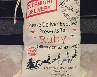 Christmas Gift Sacks