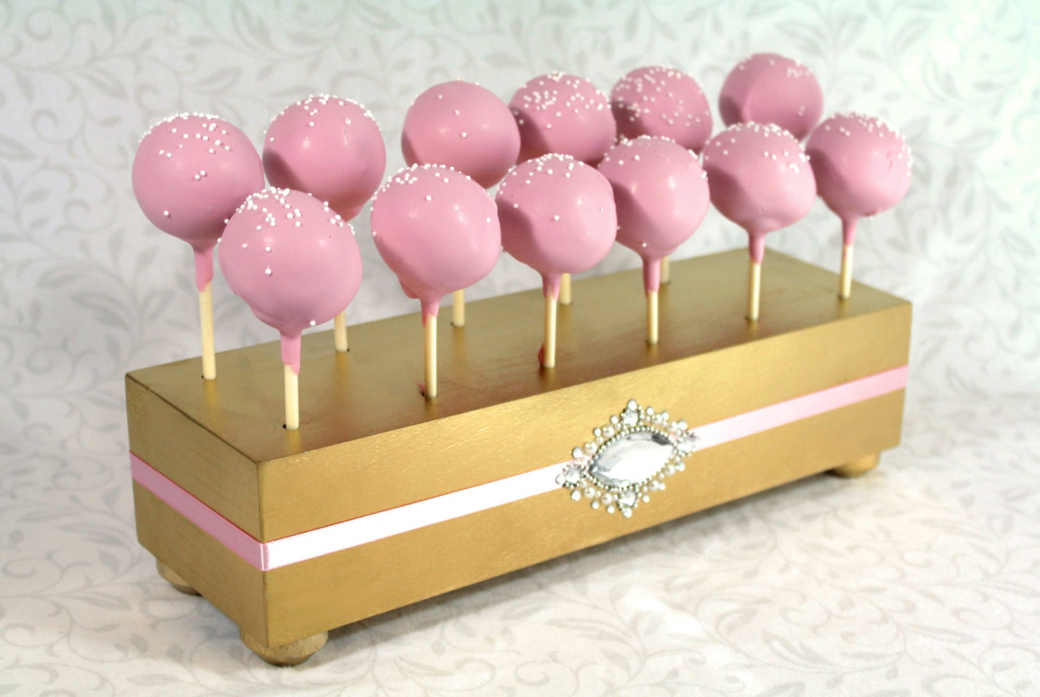 cake pop stand gold cake pop stand wedding cake pop holder cake pop stand 2295