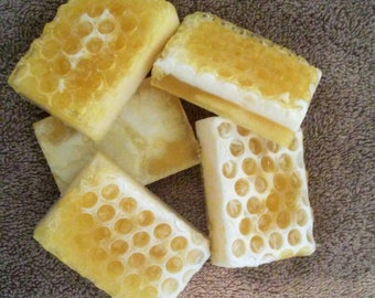 Honey N Shea Butter Soap