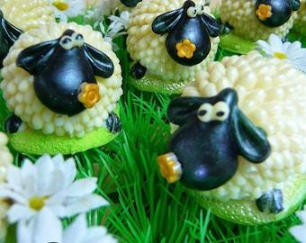 """Chocolate Sheep - """"A Gift for Ewe"""""""