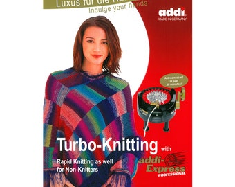 Book turbo-cords with addi express 991-0