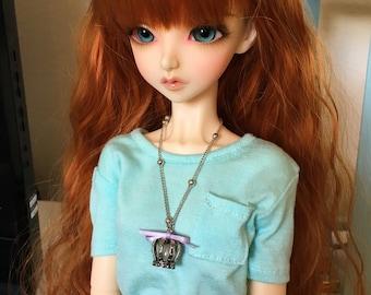 BJD Crown Princess Necklace for SD SD13