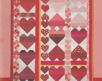 Hearts - Pattern - C & T Publishing