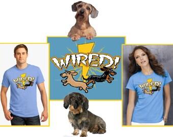 Wired / Wirehaired Dachshund T-Shirt