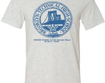 Vintage Brooklyn Tech High School Tee