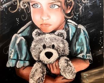Clara - Original Painting