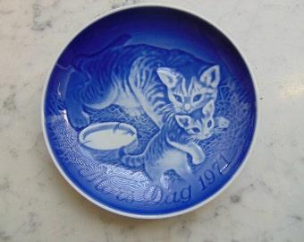 Bing & Grondahl 1971 Decorative Plate