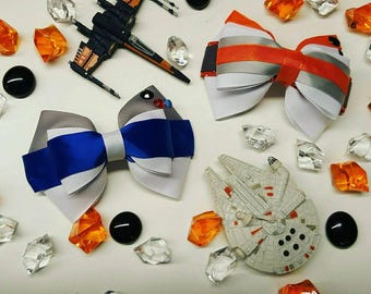 Droid inspired mini bows
