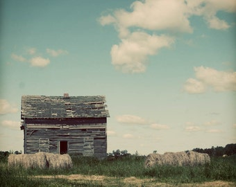 rural decay abandoned house farmland landscape photography  home decor