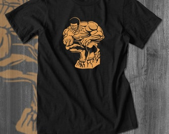 The Incredible Thinker T-Shirt Superhero Tshirt Auguste Rodin T shirt Comic book t-shirt Musée Rodin education college student custom