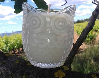 OWL candy scent to choose soy wax