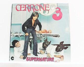 Corrine 3, Supernature, 1977, Vintage LP, Vinyl, Record, Album