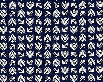 SALE Drop Anchor Fabric by Dear Stella