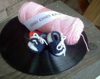 Saddle Shoes- MADE to ORDER- Sizes Newborn to 12 months
