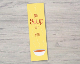 Seinfeld Bookmark
