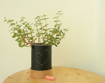 Unique Home Decor, Planter Decor, Housewarming Gift, Succulent Planter,  Table Centerpiece,