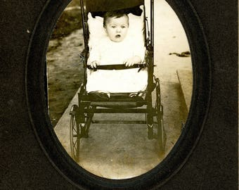 Antique Photograph of Harold - 812 Grant St  POSSIBLY c1900