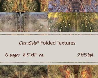 CitraSolv® Folded Textures