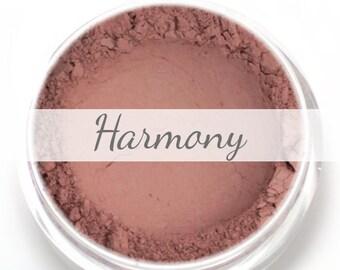 """Eyeshadow Sample - """"Harmony"""" - Matte Beige Pink  - Vegan Mineral Eyeshadow"""