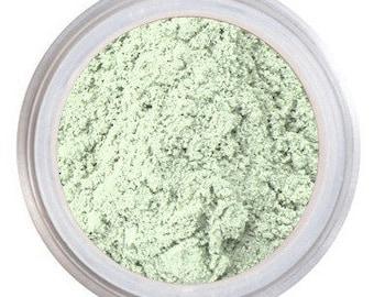 Color Corrector, Mint Concealer, Green Concealer, Neutralizes Redness, For Acne, Rosacea, Mineral Makeup, Color Correcting Concealer