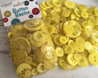 Buttons Packaged