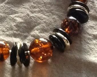 Costume jewellery beads