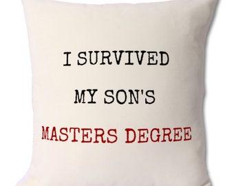 masters degree grades