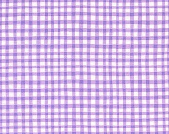 Gingham Play in Lilac - Michael Miller (CX7161-LILA-D)