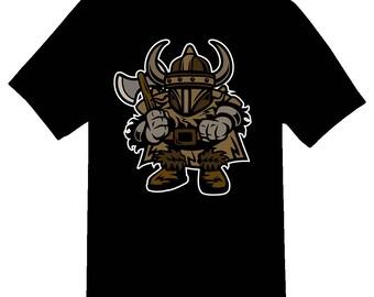 Viking warrior Tee Shirt 08162017