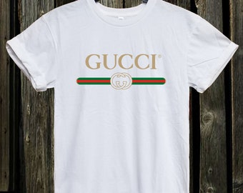 Gucci t shirt etsy for Gucci t shirts online india