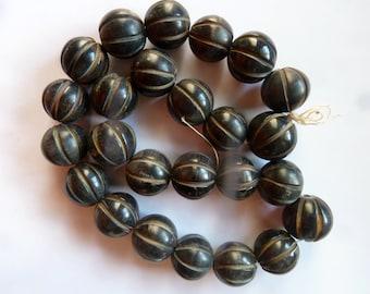 Vintage Buffalo Horn Beads