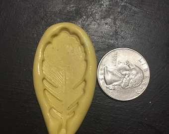 Tribal feather mold