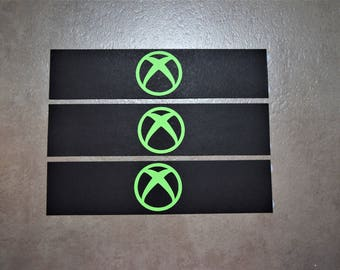 Xbox Water Bottle Label, Xbox Birthday, Xbox Decor, Water Bottle Label, Video Game Water Labels, Gaming Party, Gaming Water Labels