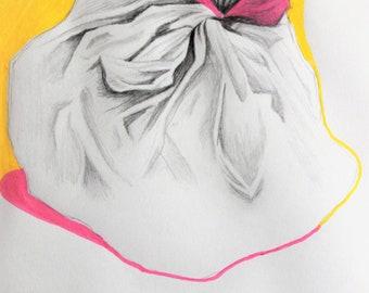 Plastic Bag Artwork