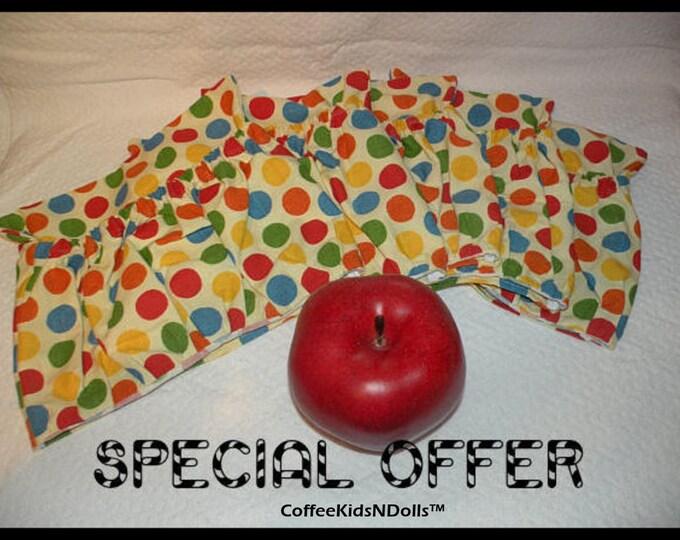 POLKA DOT Classroom Chair Pocket Covers // Chair Pockets // Seat Sacks // Teacher Organization // You Choose Quantity & Style // Limited Ed