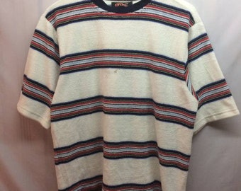 RARE Vintage Striped 26red tees